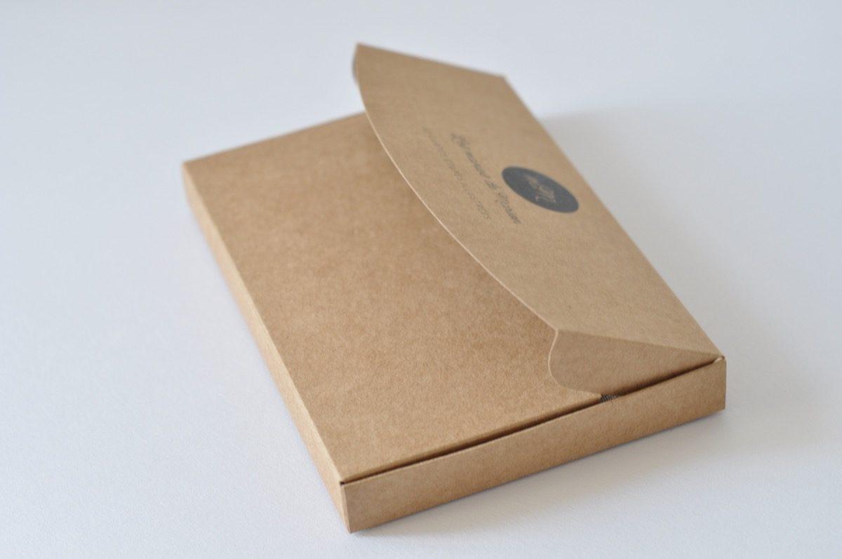 Les manies de Marion, cartes étapes, boîte ouverte